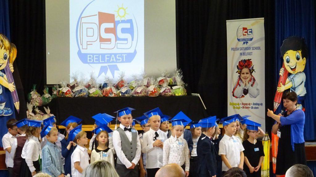 Polish Saturday School in Belfast, Northern Ireland