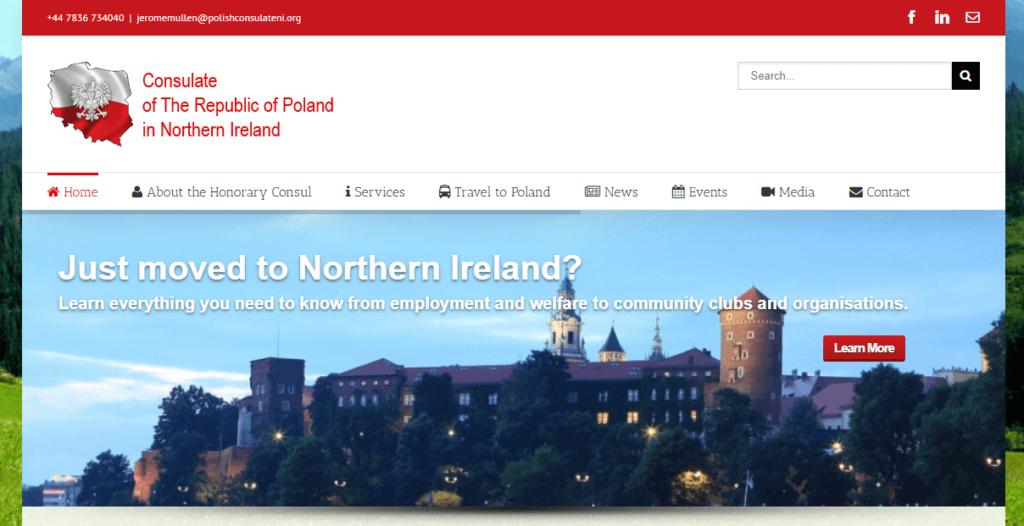 Polish Consulate Northern Ireland