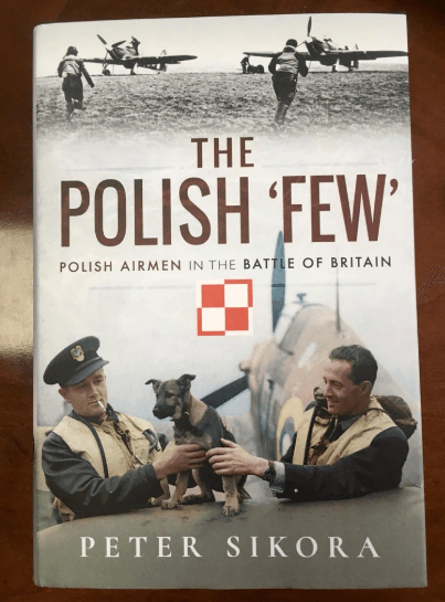 """The Polish Few"" book by Peter Sikora"