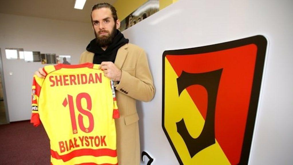 Cillian Sheridan an Ulsterman who worked in Poland