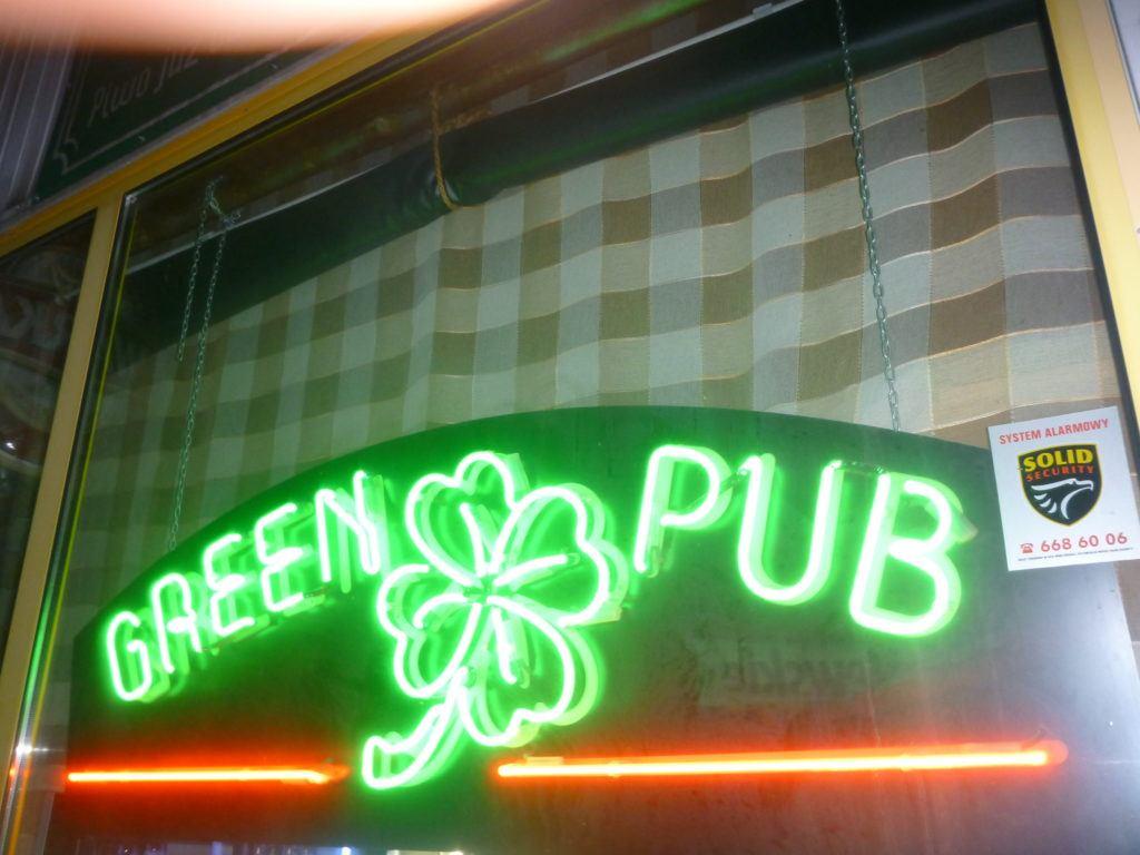 Green Pub, Bemowo