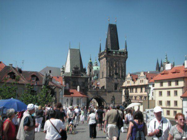 City Escapes From Poland: Prague, Czech Republic