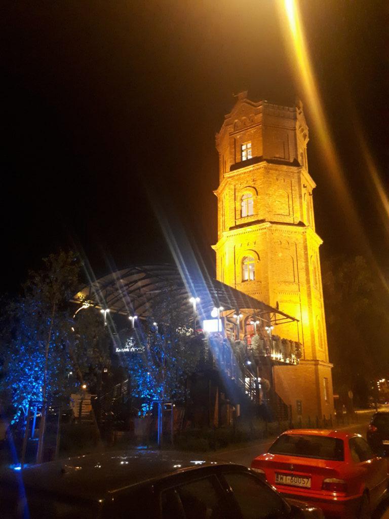 Wieża Ciśnień in Płock, Poland