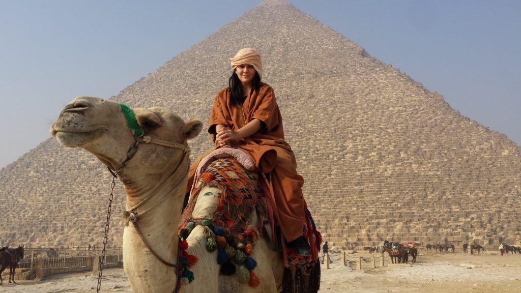 Dlaczego Kochamy Polskę: Ania From Travel Bred in Egypt in 2014