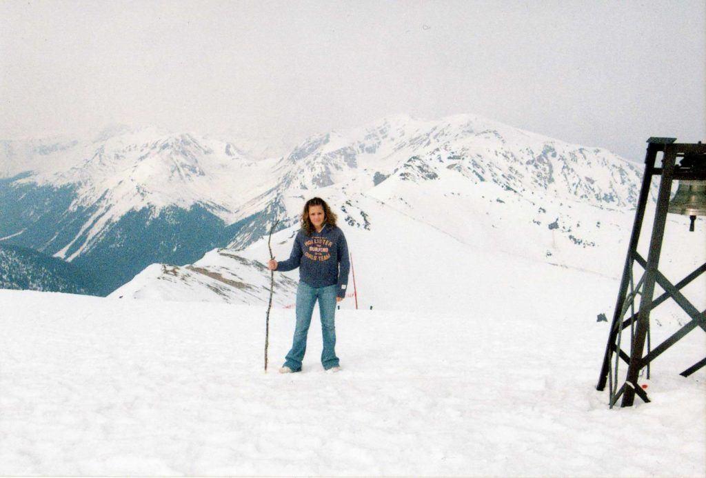 Dlaczego Kochamy Polskę: Ania From Travel Bred in Zakopane in 2005