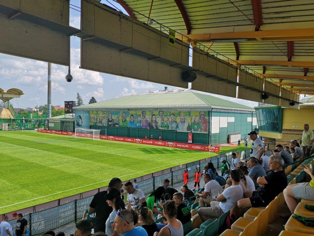Watching the Exciting Polish Ladies Season Climax, Górnik Łęczna 2-0 Medyk Konin
