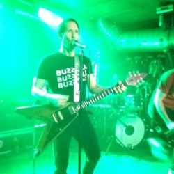 Northern Irish Rock Band Ash Thrill the Crowd on Their Polish Debut at Hydrozagadka, Warszawa