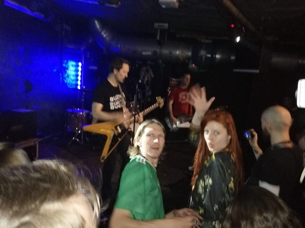 Northern Irish Rock Band Ash Thrill the Crowd on Their Polish Debut at Hydrozagadka, Warszawa