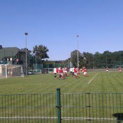 """Śmieszne Historie o Piłce Nożnej w Polsce: Attending the """"Otwock Train Line Derby"""", JózefoviaSeconds 1-3PKS Radość"""