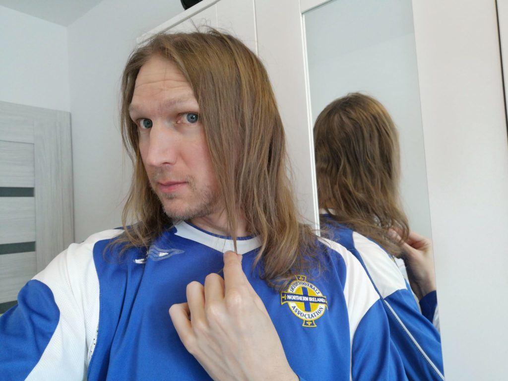 Poland Poll Returns : Control Jonny's Post Lockdown Hairstyle
