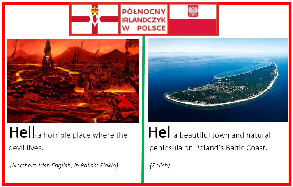 Polish Words And Phrases That Confuse Me - Part 1