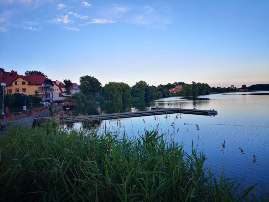 Lakes in Wałcz, Western Pomerania