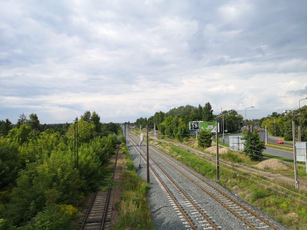 Bridge Loyal: Getting to the Kolejarz Łódź stadium