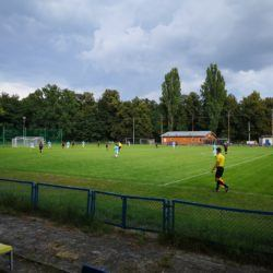 """Śmieszne Historie o Piłce Nożnej w Polsce: Kolejarz Łódź 1-2 Saints Łódź, Watching A """"Boat Derby"""" in a Forest in Łódź"""