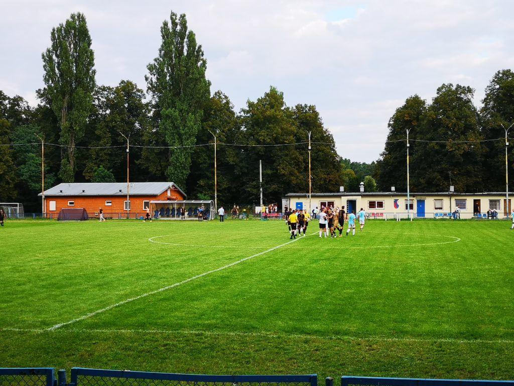 "Kolejarz Łódź 1-2 Saints Łódź - The ""boat"" derby"